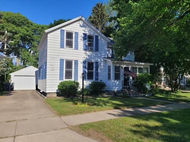 432 River Street, Allegan, MI 49010 (MLS #21022577) :: Deb Stevenson Group - Greenridge Realty