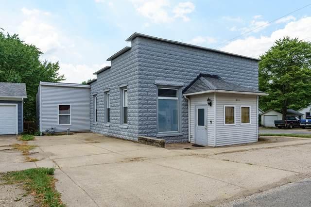210 N Van Buren Street, Bloomingdale, MI 49026 (MLS #21022587) :: CENTURY 21 C. Howard