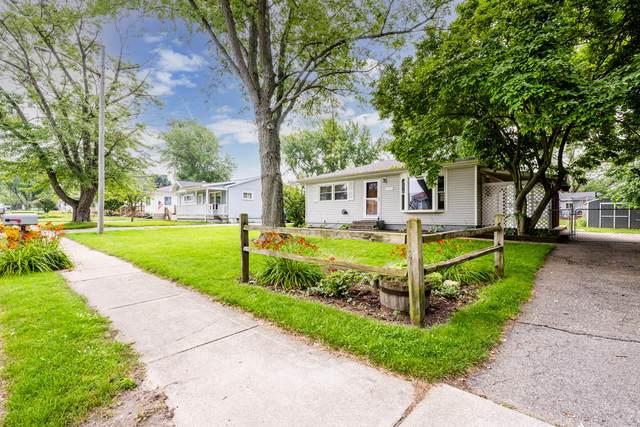 4002 Pearl Street, Bridgman, MI 49106 (MLS #21022602) :: BlueWest Properties