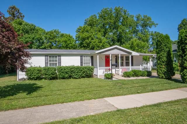 318 S O Keefe Street, Cassopolis, MI 49031 (MLS #21022606) :: JH Realty Partners