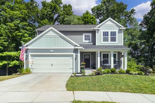 59482 Silvergrass Drive, Mattawan, MI 49071 (MLS #21022662) :: Ginger Baxter Group