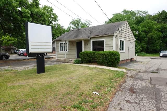 4213 S Westnedge Avenue, Kalamazoo, MI 49008 (MLS #21022726) :: Keller Williams Realty | Kalamazoo Market Center