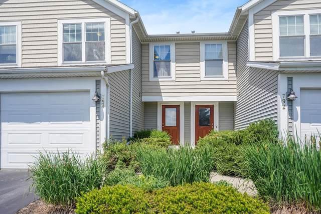 794 Stevenspoint SE, Byron Center, MI 49315 (MLS #21022965) :: BlueWest Properties