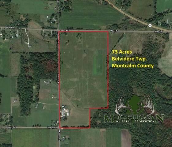 7556 N Musson Road, Six Lakes, MI 48886 (MLS #21023008) :: Deb Stevenson Group - Greenridge Realty