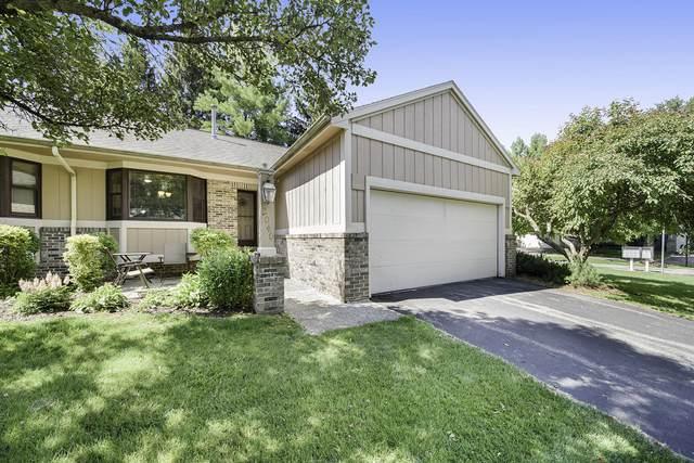 2040 Nathan Drive SE #-8, Grand Rapids, MI 49508 (MLS #21023027) :: BlueWest Properties