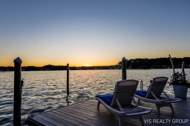 15635 View Drive, Spring Lake, MI 49456 (MLS #21023033) :: BlueWest Properties