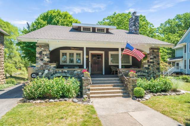 309 Pearl Street, South Haven, MI 49090 (MLS #21023037) :: Ginger Baxter Group