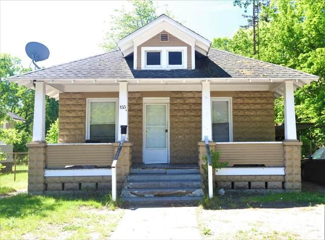 155 W Summit Avenue, Muskegon Heights, MI 49444 (MLS #21023038) :: BlueWest Properties