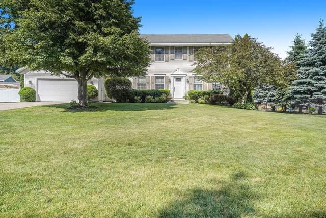 7142 Sable Drive, Hudsonville, MI 49426 (MLS #21023059) :: BlueWest Properties
