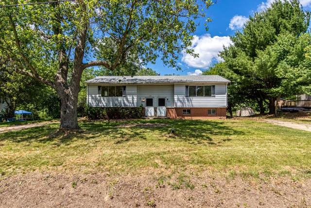 11055 Mountain Ash Avenue NW, Grand Rapids, MI 49534 (MLS #21023060) :: BlueWest Properties