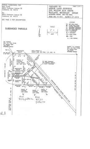 8522 Patterson Avenue SE, Caledonia, MI 49316 (MLS #21023072) :: BlueWest Properties