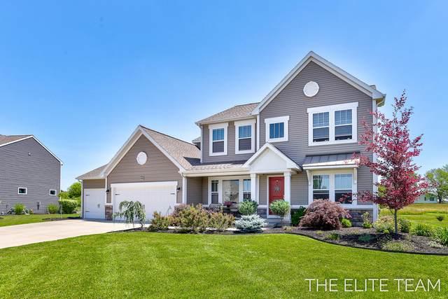 4050 Springmist Drive, Hudsonville, MI 49426 (MLS #21023089) :: BlueWest Properties