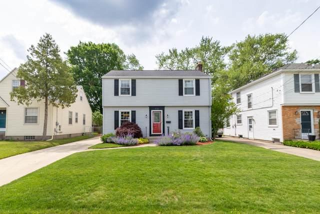 636 Hoyt Street SE, Grand Rapids, MI 49507 (MLS #21023098) :: BlueWest Properties