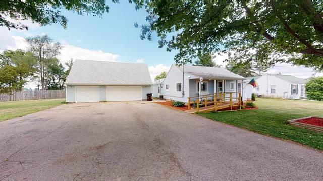 14779 W Michigan Avenue, Marshall, MI 49068 (MLS #21023108) :: BlueWest Properties