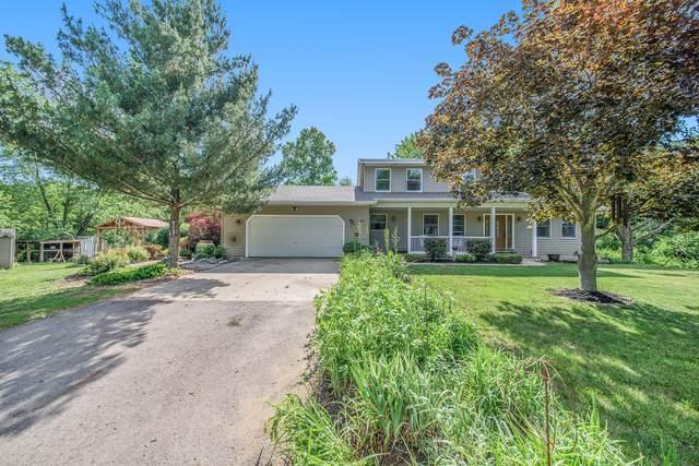 9863 64th Avenue, Allendale, MI 49401 (MLS #21023109) :: BlueWest Properties