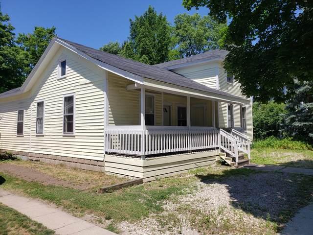 205 N Cedar Street, Allegan, MI 49010 (MLS #21023123) :: Ginger Baxter Group