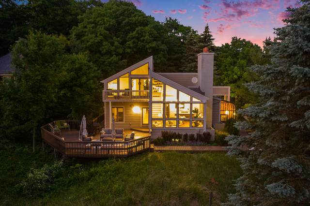 9364 Whispering Sands Drive, West Olive, MI 49460 (MLS #21023127) :: BlueWest Properties