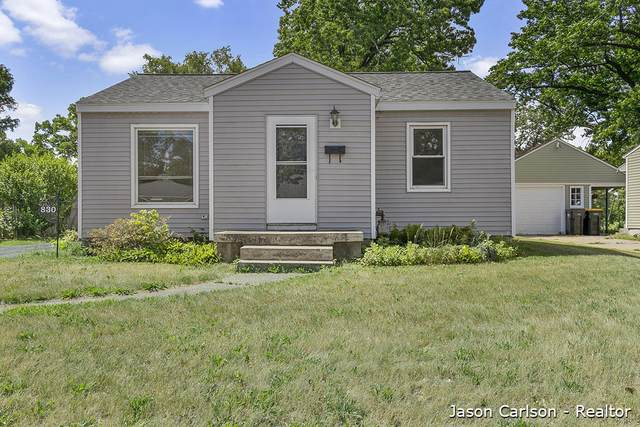 830 Muriel Street SW, Wyoming, MI 49509 (MLS #21023133) :: BlueWest Properties