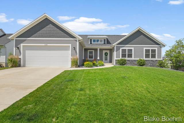 2145 Owners Way Drive, Byron Center, MI 49315 (MLS #21023142) :: Ginger Baxter Group