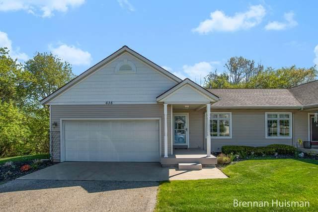 635 Raven Court, Middleville, MI 49333 (MLS #21023166) :: BlueWest Properties