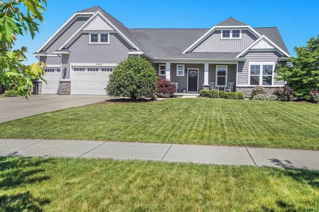 5902 22nd Avenue, Hudsonville, MI 49426 (MLS #21023173) :: BlueWest Properties
