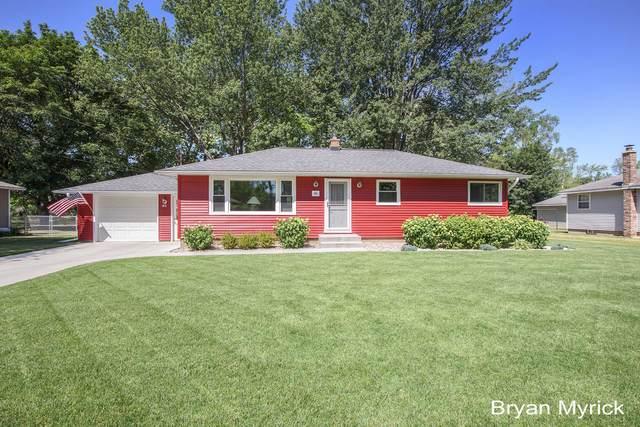 46 Birchwood Avenue, Holland, MI 49423 (MLS #21023189) :: Ginger Baxter Group