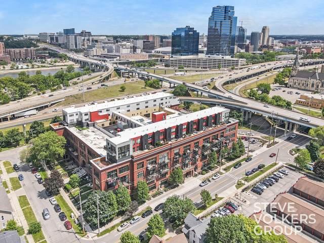 600 Broadway Avenue NW #231, Grand Rapids, MI 49504 (MLS #21023217) :: Ginger Baxter Group