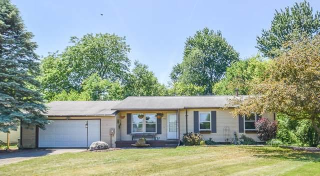 408 Doris Street, Quincy, MI 49082 (MLS #21023265) :: Deb Stevenson Group - Greenridge Realty