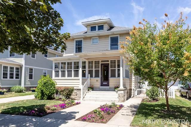 71 W 18th Street, Holland, MI 49423 (MLS #21023287) :: Ginger Baxter Group