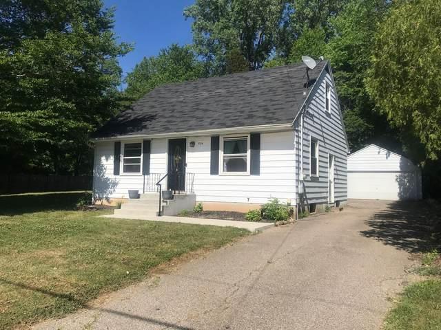 934 Argo Avenue SE, Grand Rapids, MI 49546 (MLS #21023301) :: Ron Ekema Team