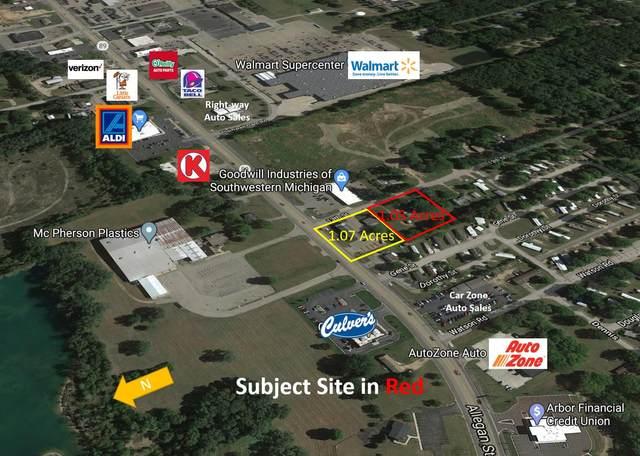 392 13th Street, Plainwell, MI 49080 (MLS #21023336) :: BlueWest Properties