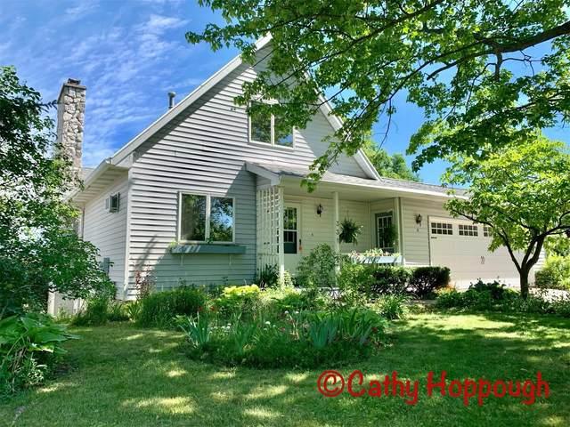 331 Conkey Drive, Fenwick City, MI 48834 (MLS #21023338) :: BlueWest Properties