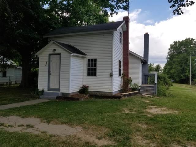 408 W Silver Street, Reading, MI 49274 (MLS #21023388) :: BlueWest Properties