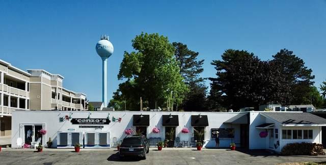 40 6th Street, Pentwater, MI 49449 (MLS #21023398) :: BlueWest Properties