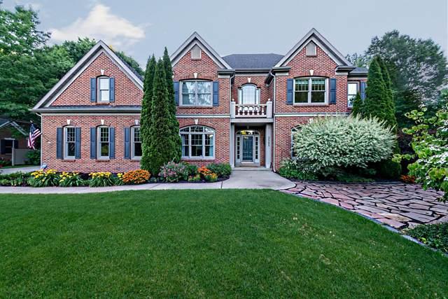 2585 Heritage Way, Stevensville, MI 49127 (MLS #21023422) :: CENTURY 21 C. Howard