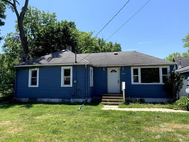 2414 Kenilworth Avenue, Kalamazoo, MI 49048 (MLS #21023513) :: CENTURY 21 C. Howard