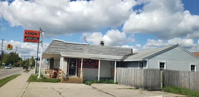 190 N Main Street NE, Cedar Springs, MI 49319 (MLS #21023525) :: BlueWest Properties