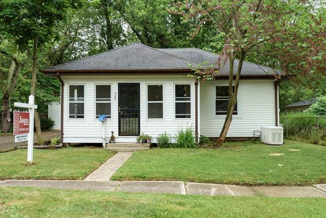 548 Dayton Avenue, Kalamazoo, MI 49048 (MLS #21023552) :: CENTURY 21 C. Howard
