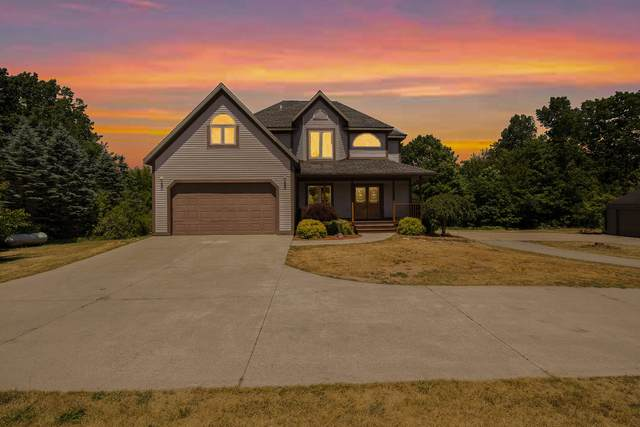 750 E Conrad, Scottville, MI 49454 (MLS #21023567) :: BlueWest Properties