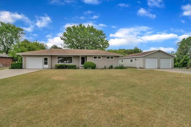 203 S Case Street, Marion, MI 49665 (MLS #21023646) :: Ginger Baxter Group