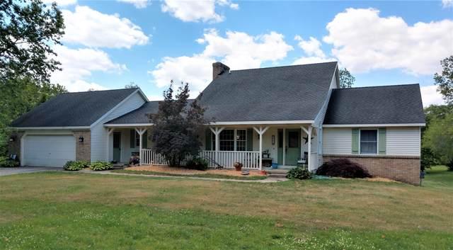 3701 Baumhoff Avenue NW, Comstock Park, MI 49321 (MLS #21023771) :: Deb Stevenson Group - Greenridge Realty