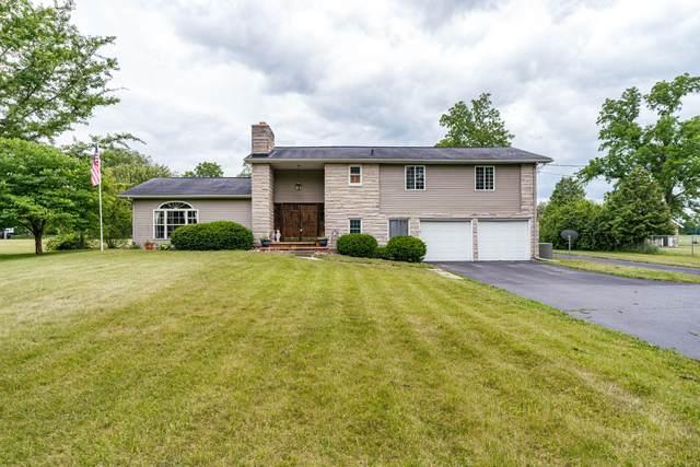 18928 E Michigan Avenue, Marshall, MI 49068 (MLS #21023803) :: BlueWest Properties