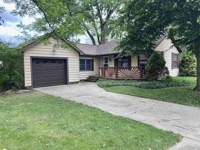 134 Shaffmaster Avenue, Bronson, MI 49028 (MLS #21023813) :: BlueWest Properties