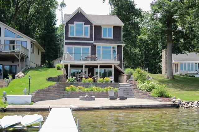 1049 Nipigon Beach Road, Coldwater, MI 49036 (MLS #21024414) :: BlueWest Properties