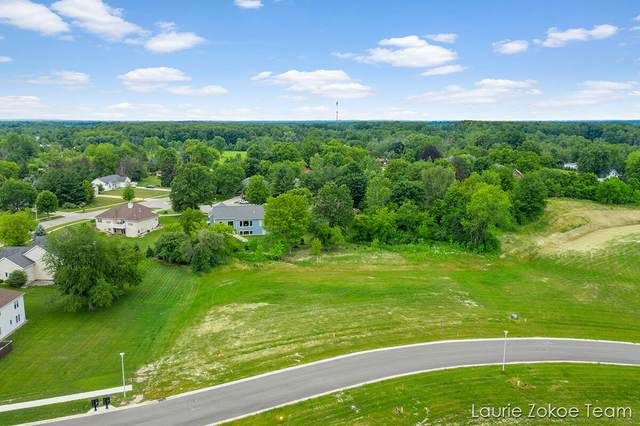 284 Katie Drive #43, Grand Rapids, MI 49534 (MLS #21024462) :: Sold by Stevo Team | @Home Realty