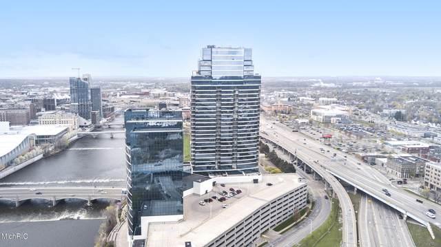 335 Bridge Street NW #2301, Grand Rapids, MI 49504 (MLS #21024475) :: JH Realty Partners