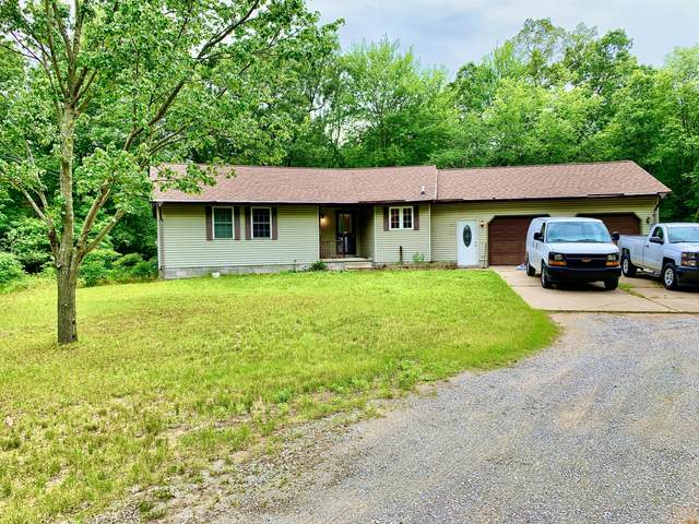3043 S Wolf Lake Road, Fruitport, MI 49415 (MLS #21024508) :: BlueWest Properties