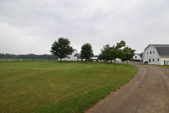 832 Craft Road, Quincy, MI 49082 (MLS #21024564) :: BlueWest Properties