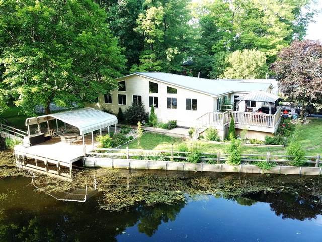 7840 Island Drive, Montgomery, MI 49255 (MLS #21024580) :: BlueWest Properties