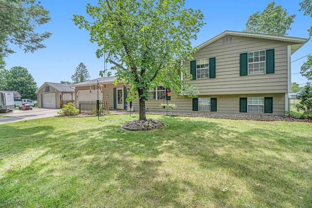 1132 Blossom Drive, Three Rivers, MI 49093 (MLS #21024699) :: BlueWest Properties